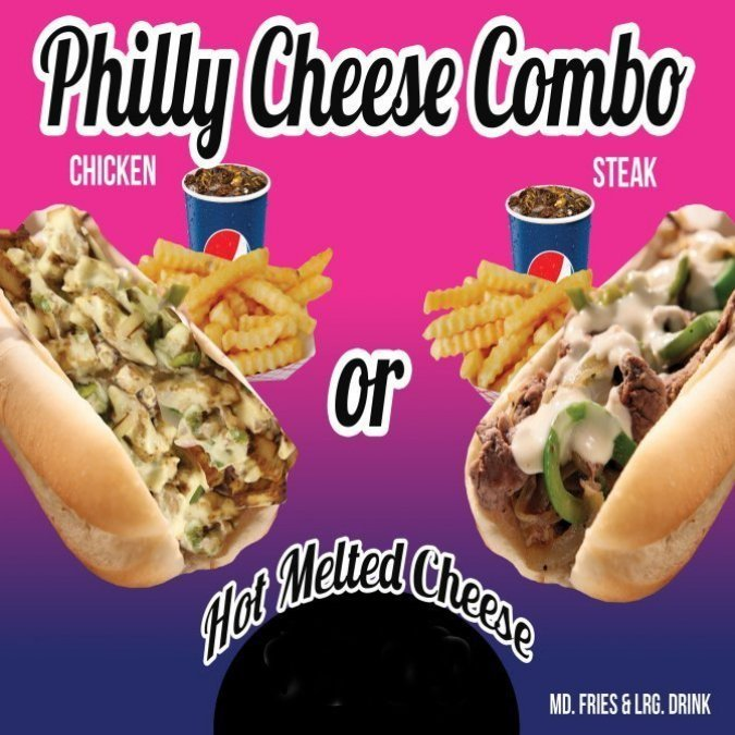 The Philly Combo